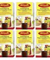 Feest 6x aeroxon fruitvliegjesvallen 40 ml