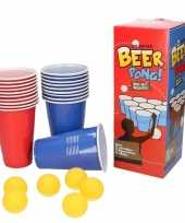 Feest american red cups beer pong 10053607