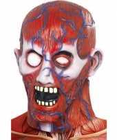Feest anatomisch horror masker
