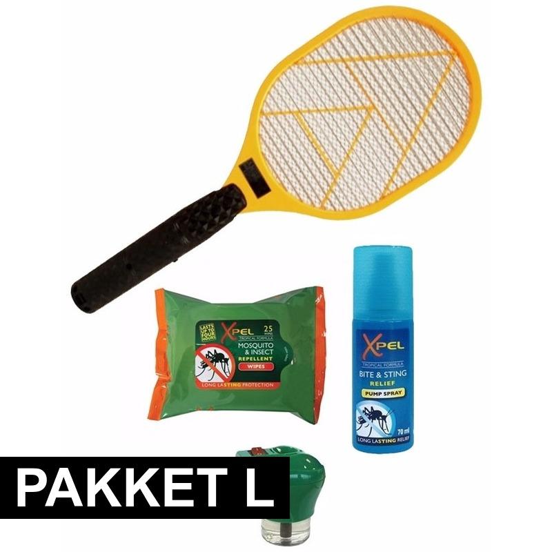 Feest anti insecten pakket large