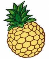Feest badlaken ananas 120 x 170 cm