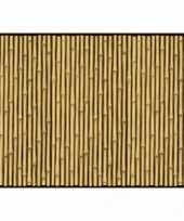 Feest bamboe print decoratie papier