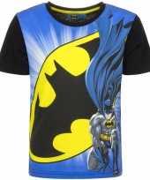 Feest batman t-shirt zwarte mouw