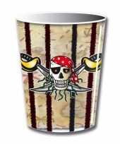 Feest beker piraat