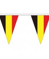 Feest belgie landen punt vlaggetjes 20 meter