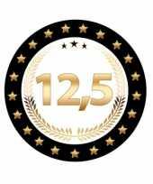 Feest bierviltjes 12 5 jaar deluxe