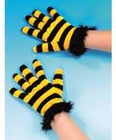 Feest bijen handschoenen