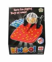 Feest bingo speelset