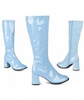 Feest blauwe jaren 60 laarzen