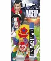 Feest blauwe make up stift afwasbaar