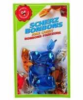 Feest blauwe mond nep bonbons