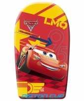 Feest bodyboard disney cars lightning bliksem mcqueen 84 cm
