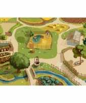 Feest boerderij speelkleed 95 x 135