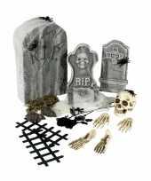 Feest bouw je eigen kerkhof 24 delige set