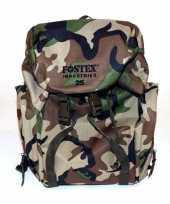 Feest camouflage rugzak 25 liter