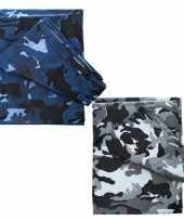Feest camouflage zeilen 6 x 3 5 m