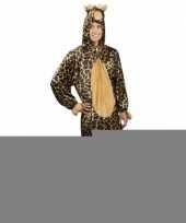 Feest canaval onesie giraffe heren