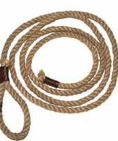 Feest cowboy lassos van touw