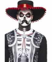 Feest day of the dead schmink set el senor
