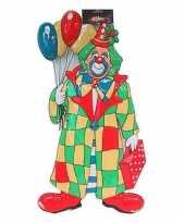 Feest decoratie clown