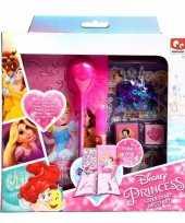 Feest decoreer geheimenboek disney princess roze