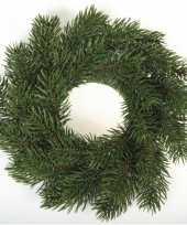 Feest deurkrans kerst 20 cm