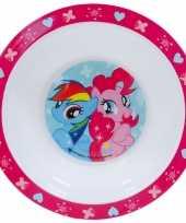 Feest diep bord my little pony