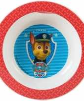Feest diep bord paw patrol 16 cm