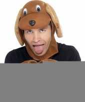 Feest dieren verkleedset hond