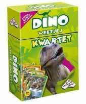 Feest dinosaurus kwartetten reuzekaarten