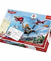 Feest disney planes maxi puzzel