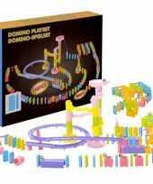 Feest domino spel 158 delig