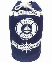 Feest duffel tas sailing 54 cm