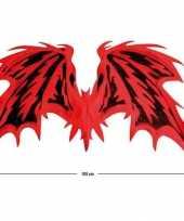 Feest duiveltjes vleugels 105 cm