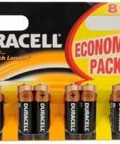 Feest duracell batterijen 1 5 volt aa
