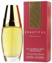 Feest estee lauder beautiful edp 30 ml