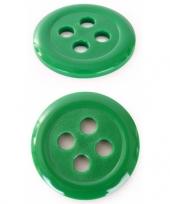 Feest fel groene knoop