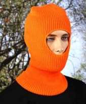 Feest fel oranje bivakmuts