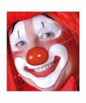Feest fel rode clownsneus