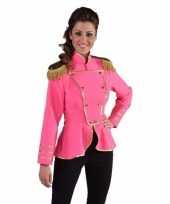 Feest fel roze verkleedjas voor dames 10109375