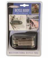 Feest fiets reparatie gereedschap met etui