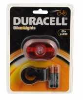 Feest fietslamp led achterlicht