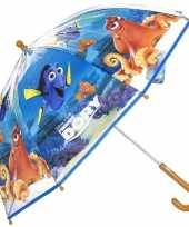 Feest finding dory paraplu kinderen 70 cm