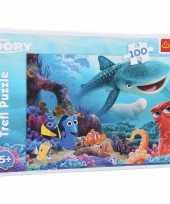 Feest finding dory puzzel 100 stukjes