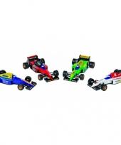 Feest formula racer autootjes