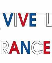 Feest franse decoratie letterslinger