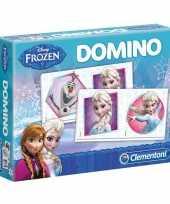 Feest frozen domino