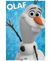 Feest frozen poster olaf 61 x 91 5 cm