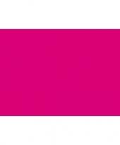 Feest fuchsia vlag van polyester 150 x 90