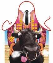 Feest funny bbq schorten rodeo